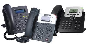 تلفن IP ساده