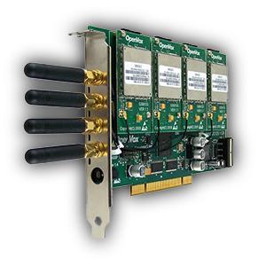 کارت GSM اپن وکس - OpenVox