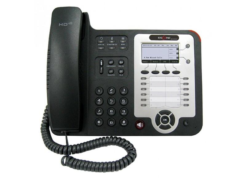 تلفن IP مدل Escene ES320-N
